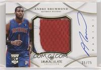 Andre Drummond #/75