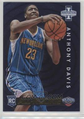 2012-13 Panini Innovation - All-Rookies #4 - Anthony Davis
