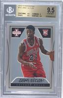 View Rookies - Jimmy Butler /349 [BGS 9.5]