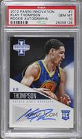 Klay Thompson [PSA 10 GEM MT]