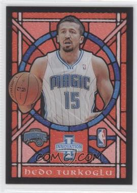2012-13 Panini Innovation - Stained Glass #60 - Hedo Turkoglu