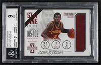 Kyrie Irving [BGS9MINT] #/199