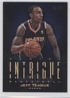 Jeff Teague #/10