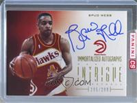 Spud Webb [Uncirculated] #/299