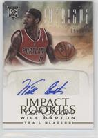 Will Barton #/199