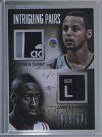 James Harden, Stephen Curry /1