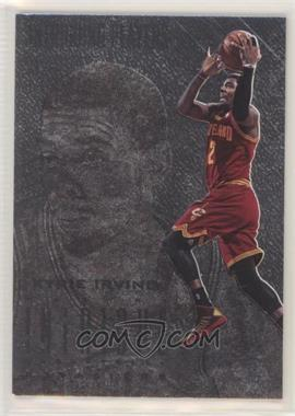 2012-13 Panini Intrigue - Intriguing Players - Silver #9 - Kyrie Irving