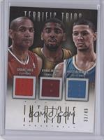 Austin Rivers, Grant Hill, Kyrie Irving /49