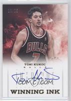 Toni Kukoc #/25
