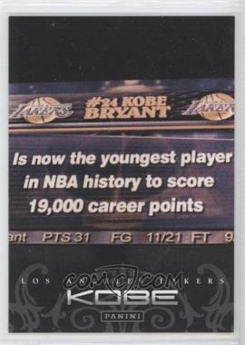 2012-13 Panini Kobe Anthology - [Base] #141 - Kobe Bryant