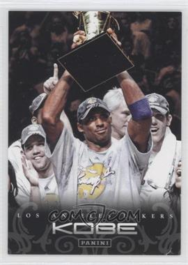 2012-13 Panini Kobe Anthology - [Base] #166 - Kobe Bryant