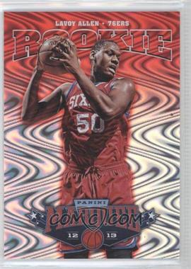 2012-13 Panini Marquee - [Base] #187 - Lavoy Allen