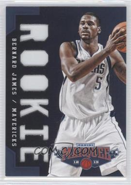 2012-13 Panini Marquee - [Base] #353 - Bernard James