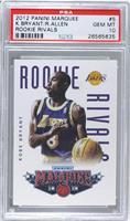 Kobe Bryant, Ray Allen [PSA10]