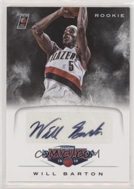 2012-13 Panini Marquee - Rookie Signatures #53 - Will Barton