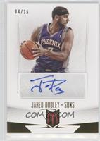 Jared Dudley #/15