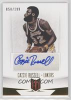 Cazzie Russell #/199