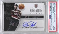 Will Barton [PSA 9 MINT]