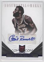 Cazzie Russell #/49
