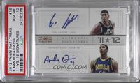 Anthony Davis, Enes Kanter /49 [PSA 10]