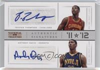 Anthony Davis, Tristan Thompson /49