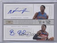 Bradley Beal, Brandon Knight /25