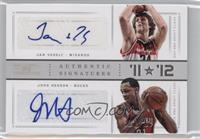 Jan Vesely, John Henson /1
