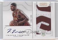 2011 Rookies Autographed Memorabilia - Tristan Thompson #/199