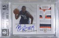 2011 Rookies Autographed Memorabilia - Kemba Walker [BGS8.5NM‑…