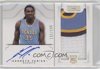 Group I Rookies 2011 Rookies - Kenneth Faried #/199