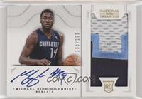 2012 Rookies Autographed Memorabilia - Michael Kidd-Gilchrist #/199
