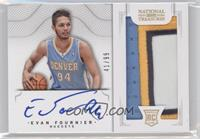 Group II Rookies 2012 Rookies - Evan Fournier /99