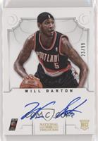 Group II Rookies Autographs - Will Barton #/99