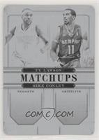 Ty Lawson, Mike Conley /1