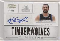Kevin Love #/49