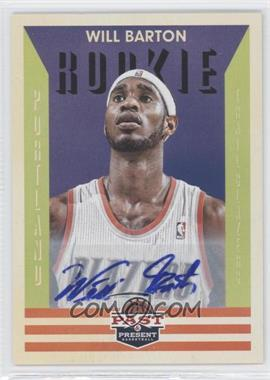 2012-13 Panini Past & Present - [Base] - Signatures [Autographed] #152 - Will Barton