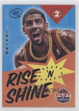 2012-13 Panini Past & Present - Rise 'n Shine #99 - Kyrie Irving