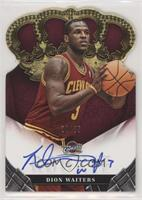 Rookie Crown Royale Signatures - Dion Waiters #/25