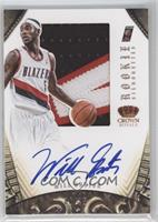 Rookie Silhouettes - Will Barton #/25