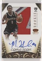 Rookie Silhouettes - MarShon Brooks #/25