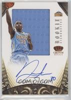 Rookie Silhouettes - Quincy Miller #/99