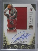 Rookie Silhouettes - Jimmy Butler #/99