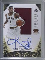 Rookie Silhouettes - Kyrie Irving [Noted] #/99