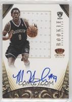 Rookie Silhouettes - MarShon Brooks [EX to NM] #/99