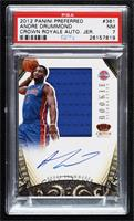 Rookie Silhouettes - Andre Drummond [PSA7NM] #/99