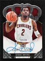 Rookie Crown Royale Signatures - Kyrie Irving #/79