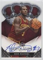 Rookie Crown Royale Signatures - Dion Waiters #/99