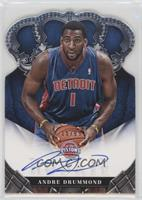 Rookie Crown Royale Signatures - Andre Drummond #/99