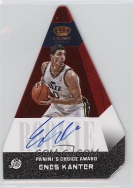 2012-13 Panini Preferred - [Base] #534 - Panini's Choice Award Rookies - Enes Kanter /99