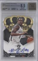 MarShon Brooks /25 [BGS 8.5]